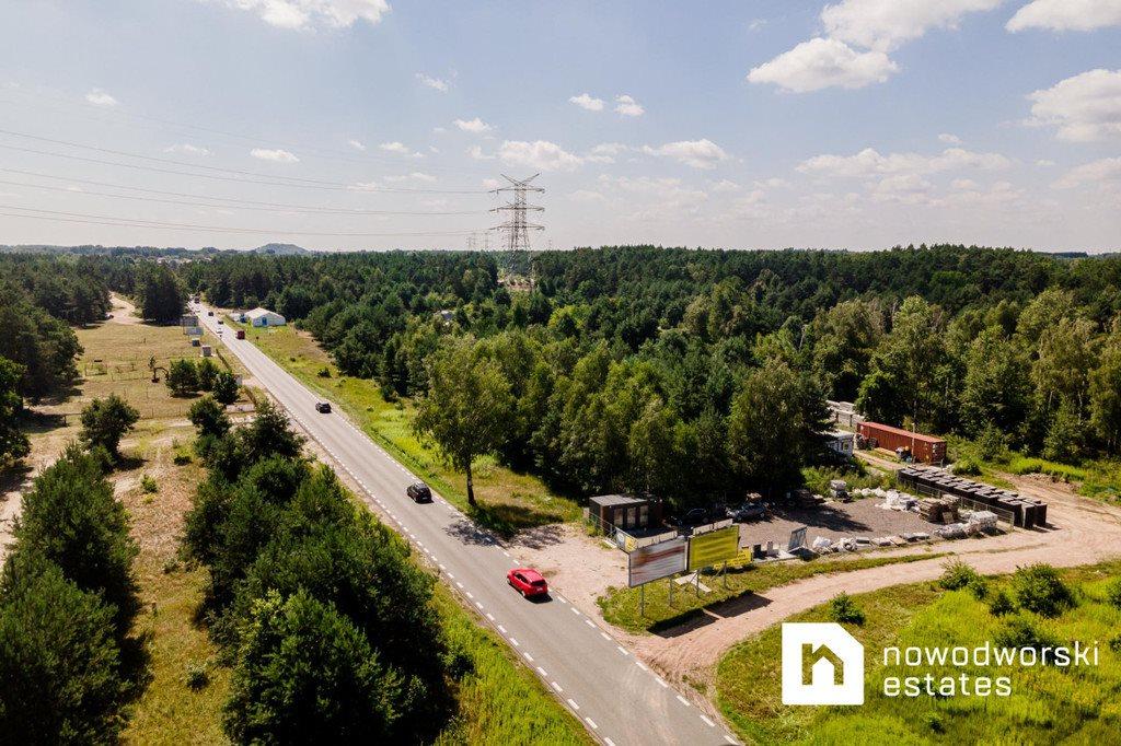 Działka komercyjna na sprzedaż Warszawa, Bielany, Wyjściowa  3821m2 Foto 9