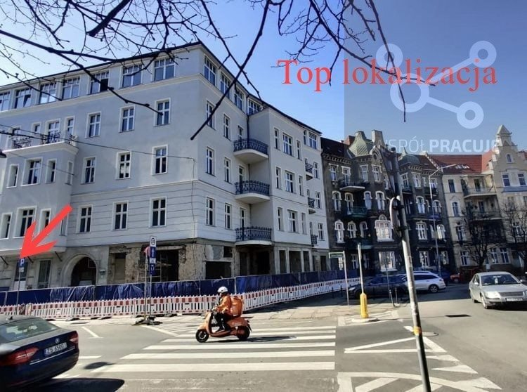 Lokal użytkowy na sprzedaż Szczecin, Śródmieście-Centrum, Monte Cassino  217m2 Foto 3
