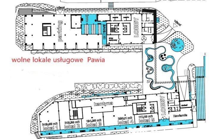 Lokal użytkowy na wynajem Kraków, Pawia  194m2 Foto 2