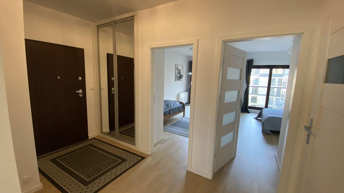 Mieszkanie trzypokojowe na wynajem Warszawa, Mokotów, Adama Naruszewicza  75m2 Foto 6