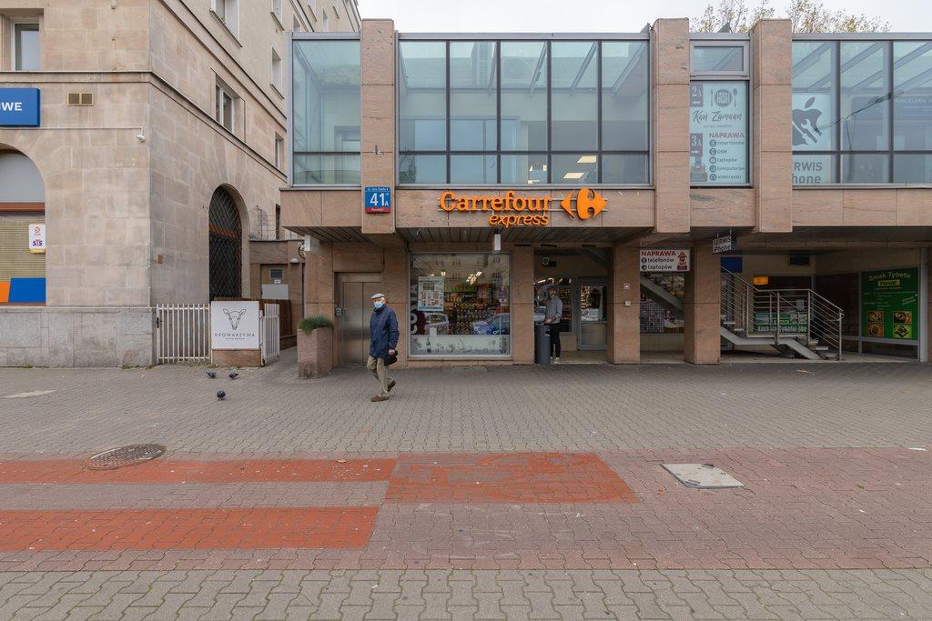 Lokal użytkowy na sprzedaż Warszawa, Śródmieście, al. Jana Pawła II  158m2 Foto 1