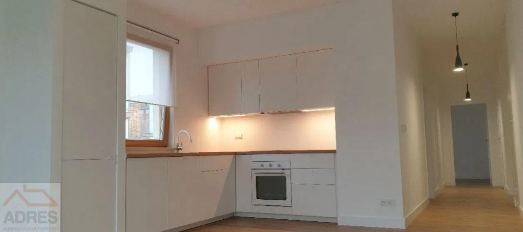 Mieszkanie czteropokojowe  na wynajem Warszawa, Mokotów, Stegny  76m2 Foto 1
