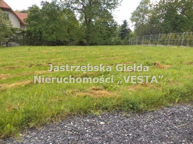 Działka budowlana na sprzedaż Jastrzębie-Zdrój  1188m2 Foto 1