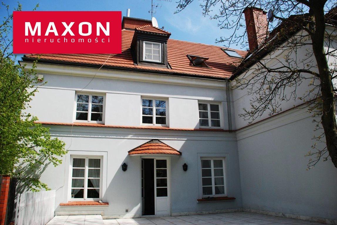 Dom na wynajem Warszawa, Żoliborz  290m2 Foto 1
