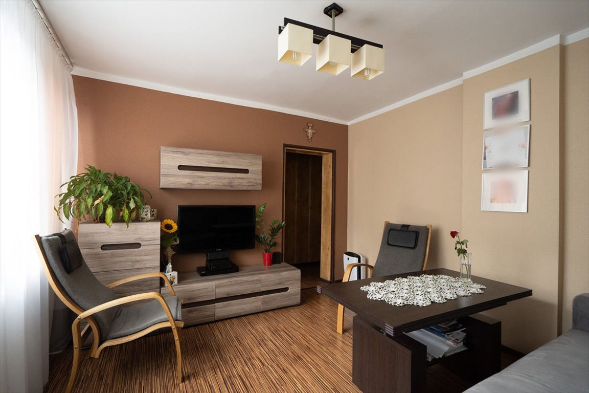 Mieszkanie trzypokojowe na sprzedaż Chorzów, Chorzów II, Stabika  47m2 Foto 1