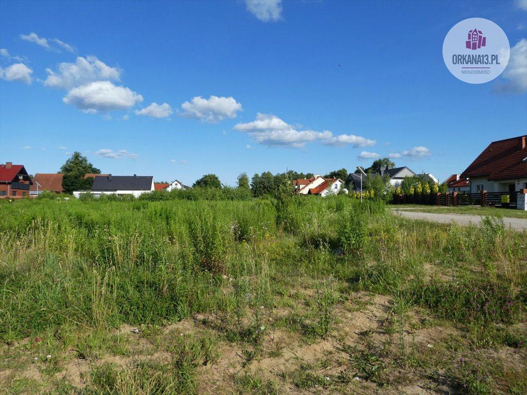 Działka budowlana na sprzedaż Gutkowo, ul. Pliszki  1218m2 Foto 1