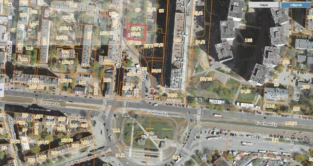 Działka budowlana na sprzedaż Warszawa, Praga Południe, Grochów  798m2 Foto 2