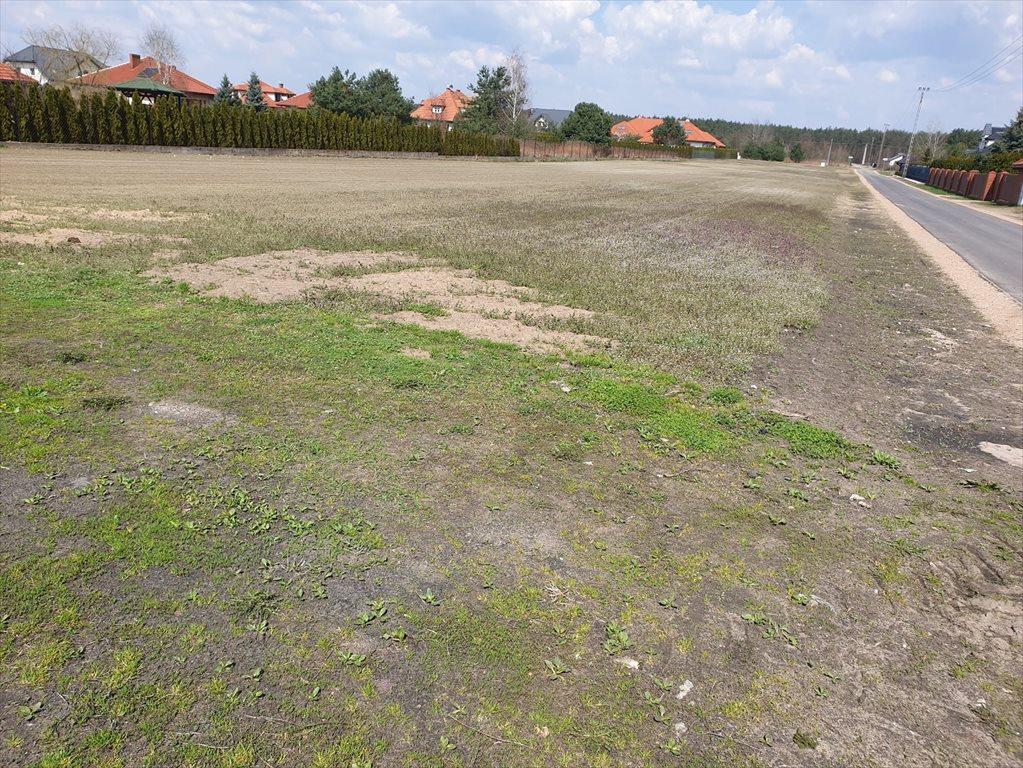 Działka budowlana na sprzedaż Rajszrew, Malwowa  1421m2 Foto 1