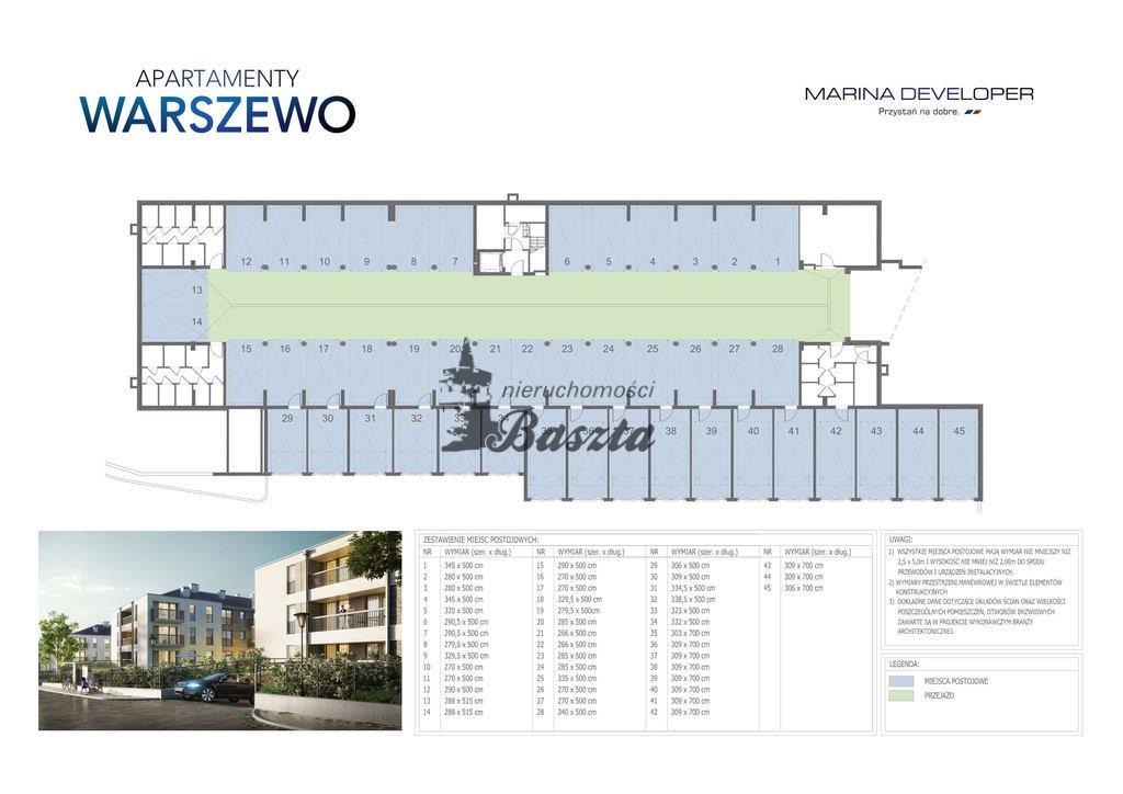 Mieszkanie trzypokojowe na sprzedaż Szczecin, Kalinowa  82m2 Foto 12