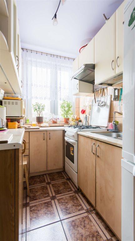 Mieszkanie trzypokojowe na sprzedaż Kraków, Mistrzejowice, Mistrzejowice, os. Tysiąclecia  47m2 Foto 2
