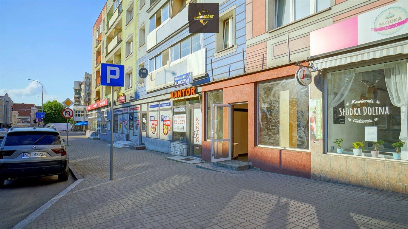 Lokal użytkowy na wynajem Ełk, Centrum  52m2 Foto 1