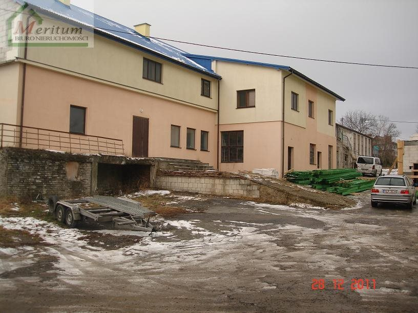 Lokal użytkowy na sprzedaż Dukla  1200m2 Foto 1