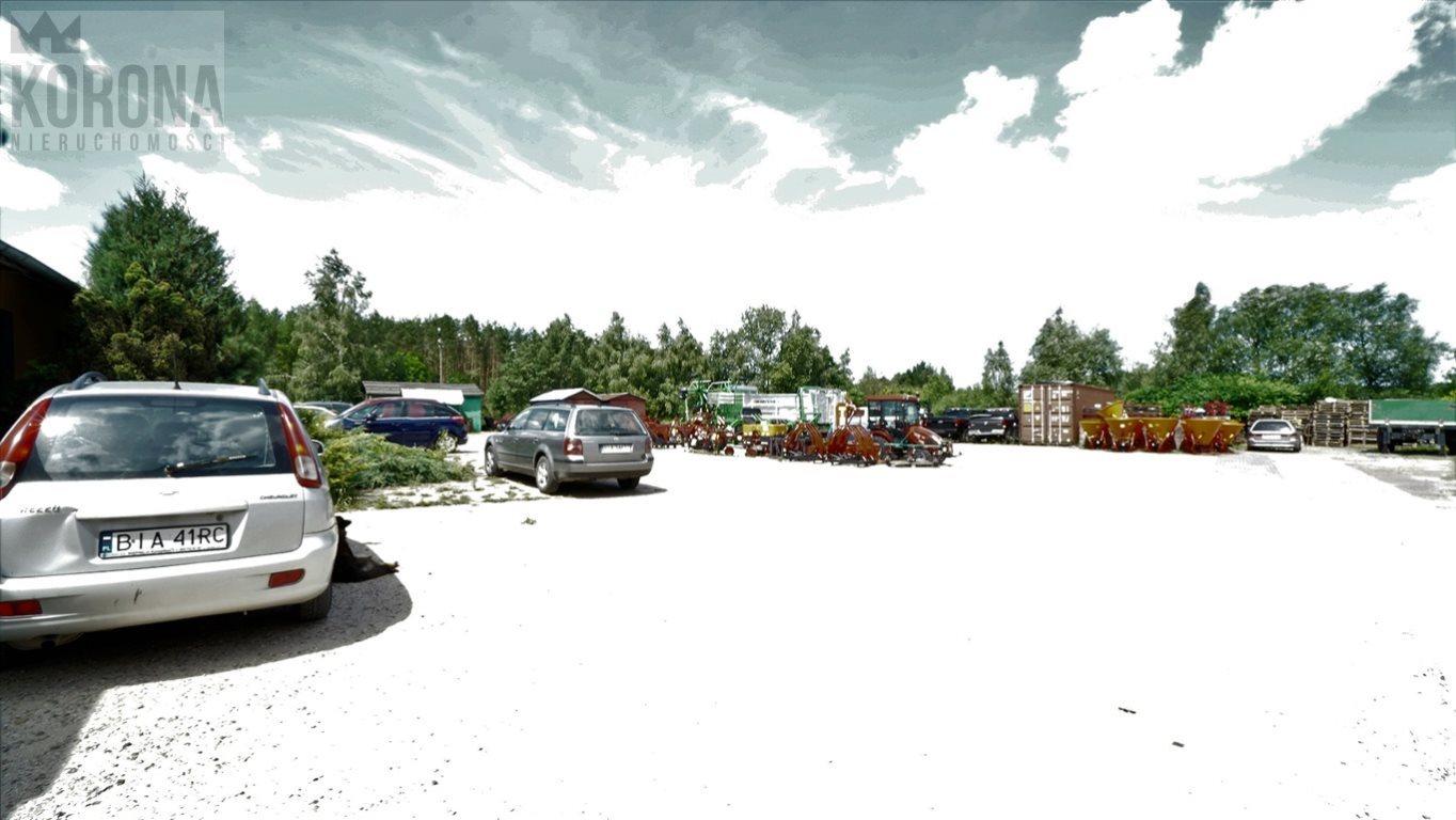 Lokal użytkowy na sprzedaż Kolonia Koplany  1211m2 Foto 4
