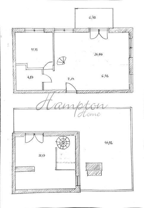 Mieszkanie trzypokojowe na sprzedaż Ząbki, Powstańców  79m2 Foto 9