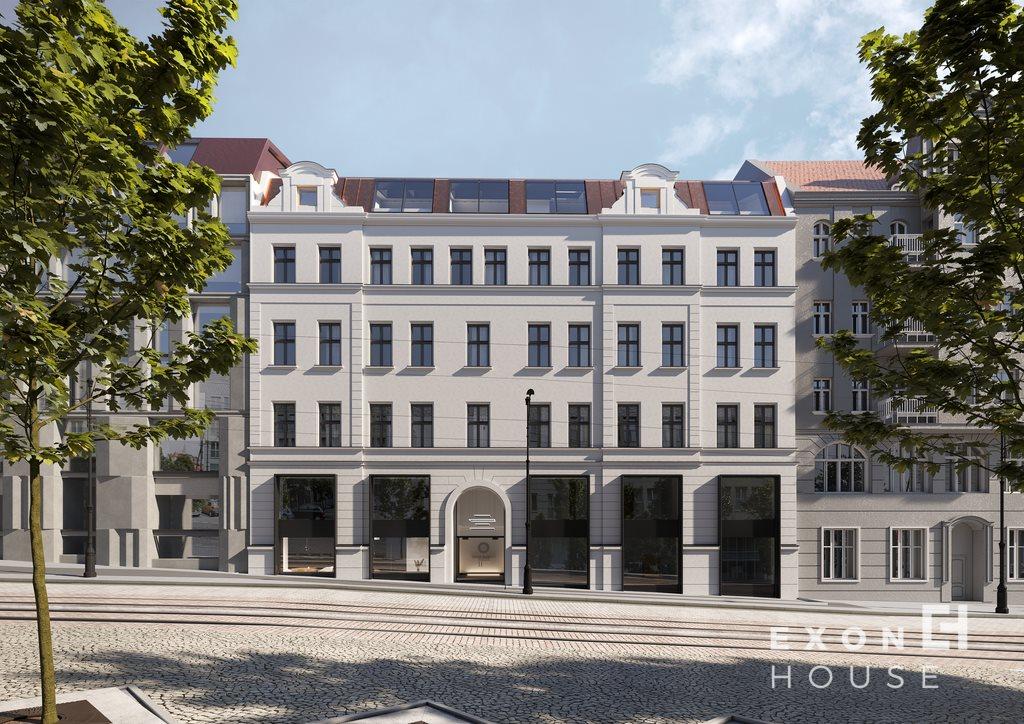 Mieszkanie dwupokojowe na sprzedaż Poznań, Podgórna  98m2 Foto 2