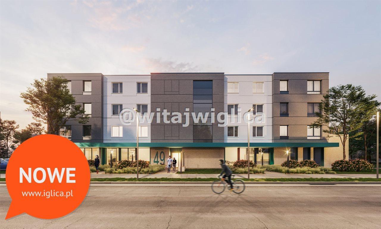 Mieszkanie trzypokojowe na sprzedaż Wrocław, Psie Pole, Sołtysowice, Poprzeczna  62m2 Foto 1