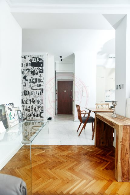 Mieszkanie na sprzedaż Warszawa, Śródmieście, okolice Belwederskiej  130m2 Foto 1