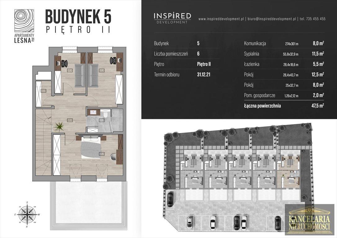 Mieszkanie na sprzedaż Białystok, Skorupy, Leśna  100m2 Foto 8