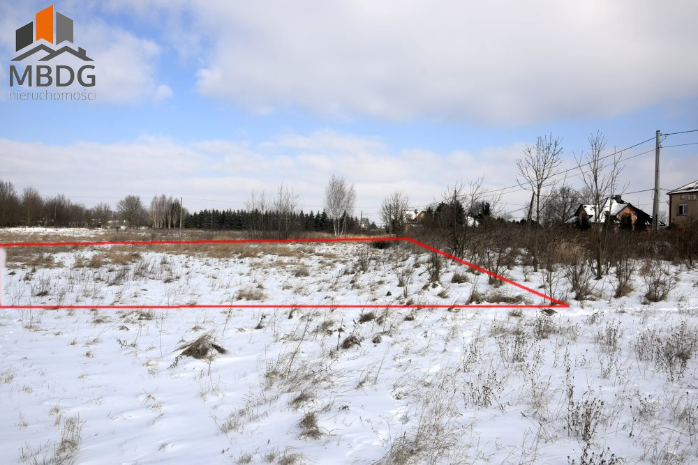 Działka rolna na sprzedaż Zabierzów Bocheński  3800m2 Foto 8