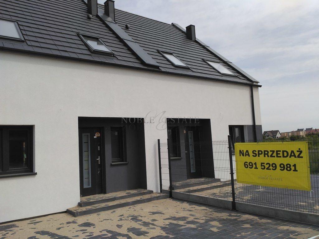 Dom na sprzedaż Lusówko, Żeglarska  98m2 Foto 1