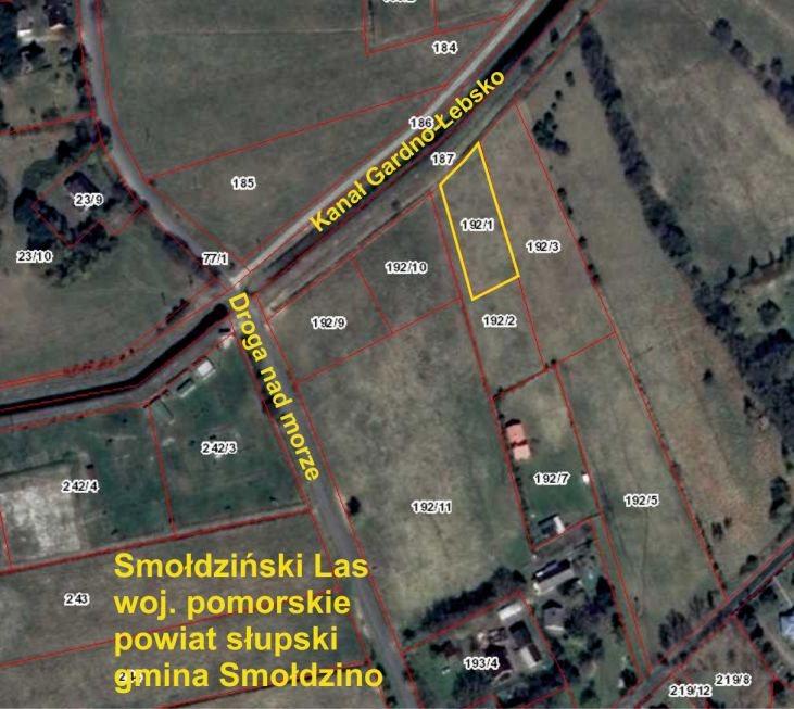 Działka rolna na sprzedaż Smołdziński Las  1500m2 Foto 4