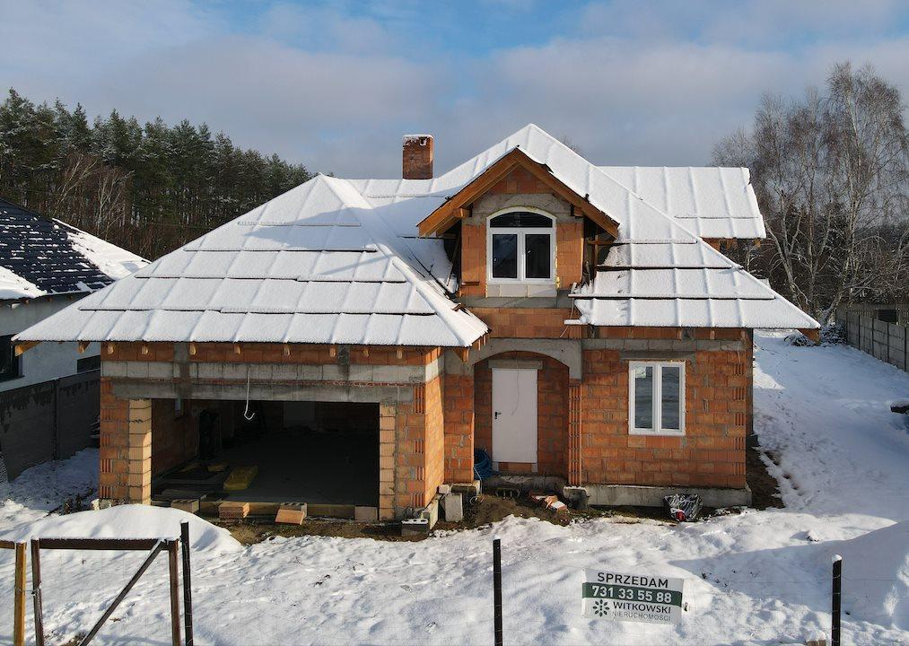 Dom na sprzedaż Pokrzywnica, ul. złota polana  205m2 Foto 1