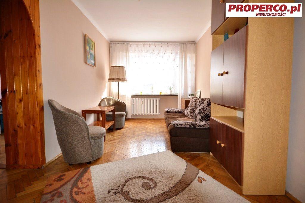 Mieszkanie dwupokojowe na wynajem Kielce, Centrum, Śniadeckich  41m2 Foto 2