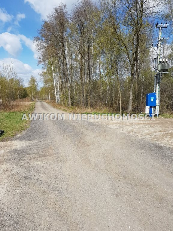Działka budowlana na sprzedaż Jaktorów, Jaktorów Kolonia  1100m2 Foto 2