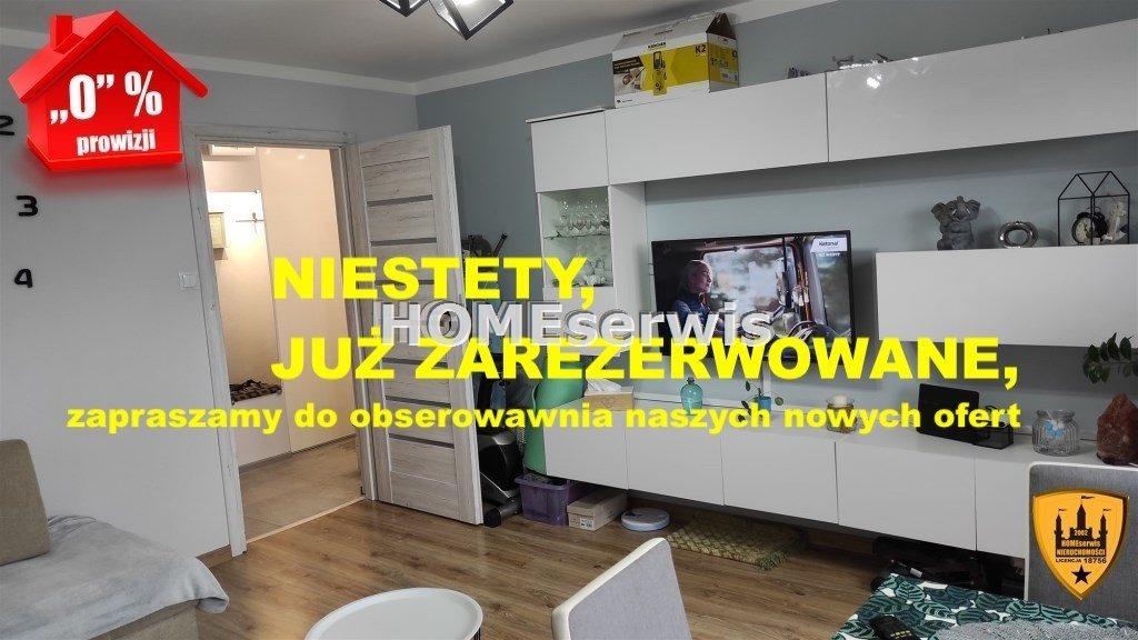 Mieszkanie dwupokojowe na sprzedaż Ostrowiec Świętokrzyski, Centrum  48m2 Foto 1