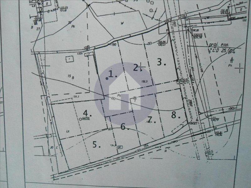 Działka budowlana na sprzedaż Miłogostowice  1468m2 Foto 5