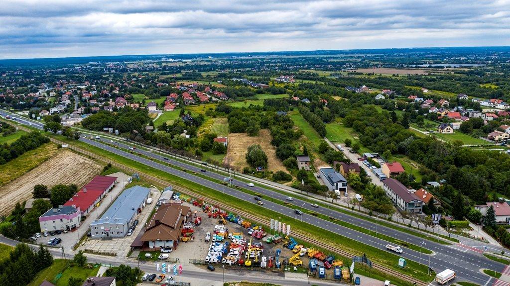 Działka komercyjna na sprzedaż Rzeszów, Warszawska  6500m2 Foto 8
