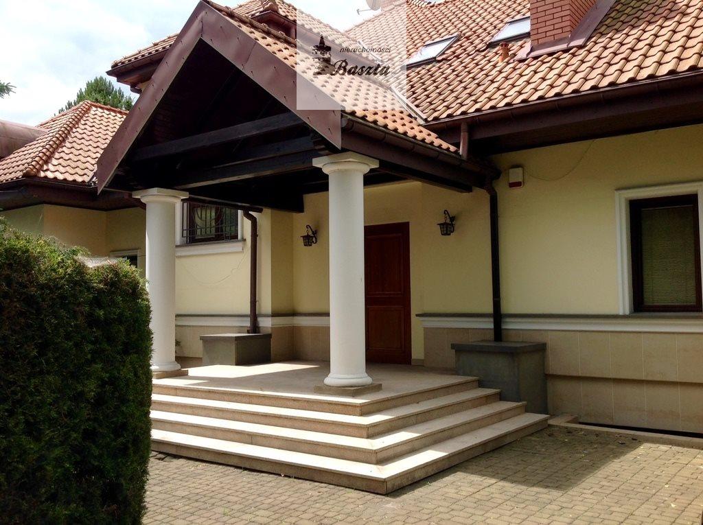 Luksusowy dom na wynajem Konstancin-Jeziorna  450m2 Foto 2