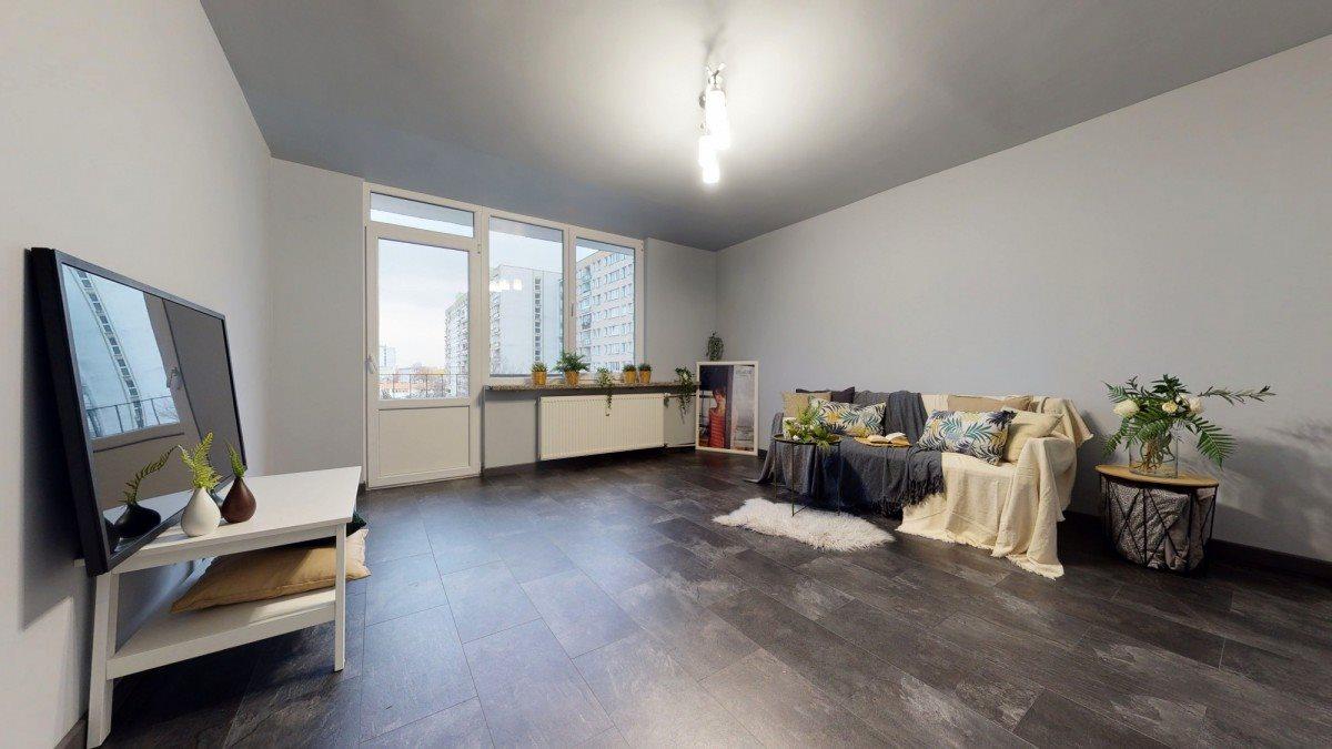 Mieszkanie trzypokojowe na sprzedaż Warszawa, Targówek Bródno, Krasiczyńska  60m2 Foto 1