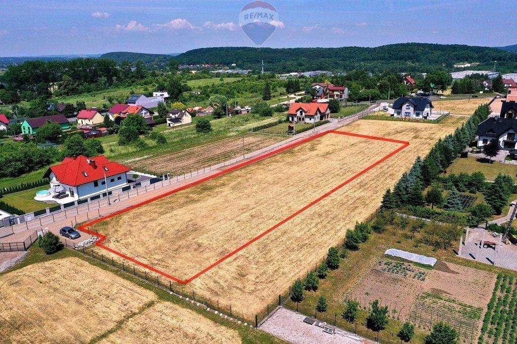 Działka inwestycyjna pod dzierżawę Skawina, Krakowska  4000m2 Foto 9