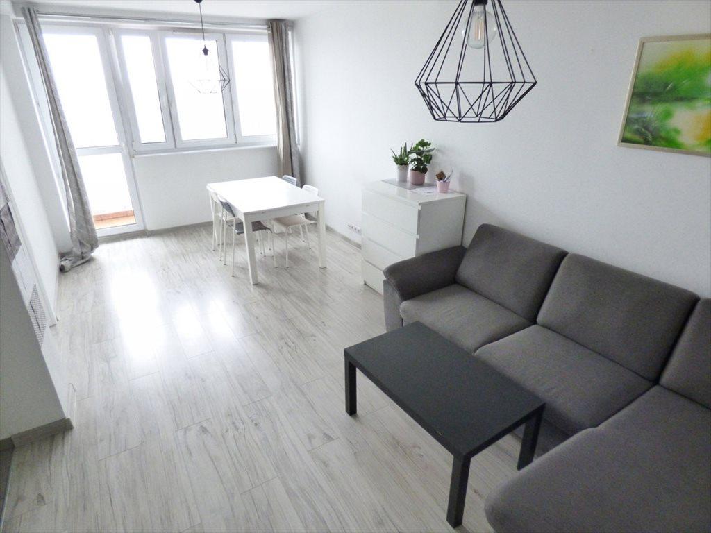 Mieszkanie dwupokojowe na sprzedaż Katowice, Centrum, Aleja Wojciecha Korfantego  48m2 Foto 3