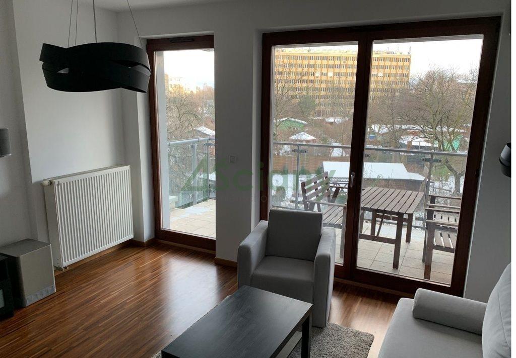 Mieszkanie dwupokojowe na wynajem Warszawa, Mokotów, Karola Chodkiewicza  55m2 Foto 2
