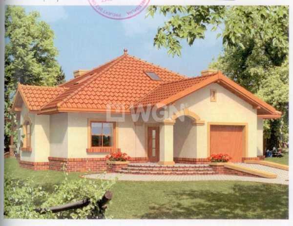 Działka budowlana na sprzedaż Szklary Dolne, Szklary Dolne  1417m2 Foto 1