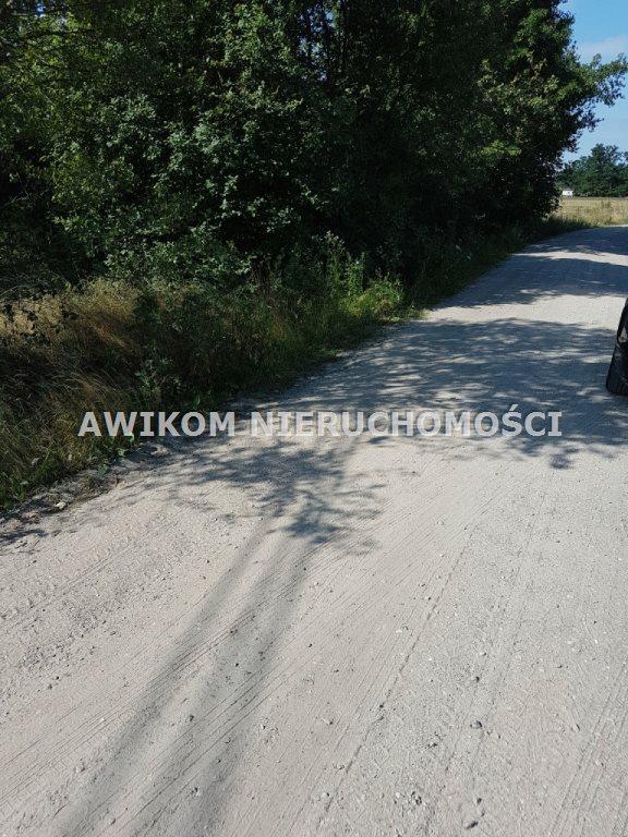 Działka budowlana na sprzedaż Żabia Wola, Żelechów  1446m2 Foto 6