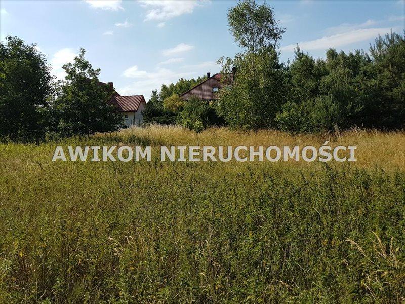 Działka budowlana na sprzedaż Żabia Wola, Żelechów  1446m2 Foto 4