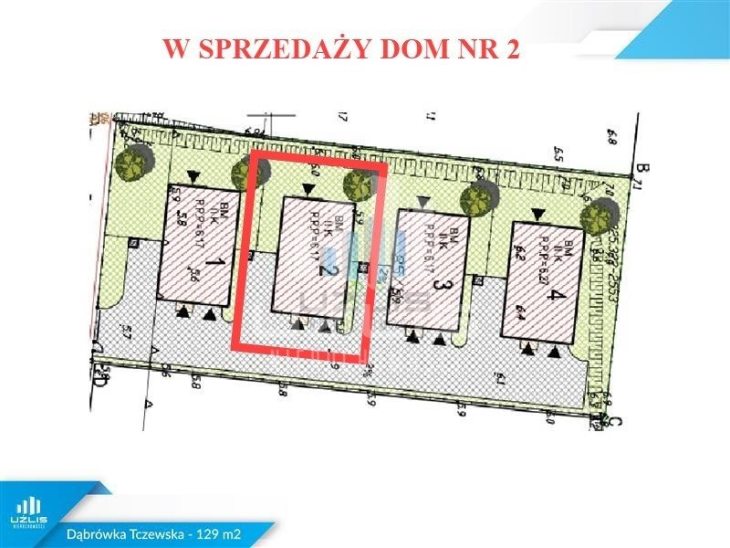 Dom na sprzedaż Tczew  129m2 Foto 5