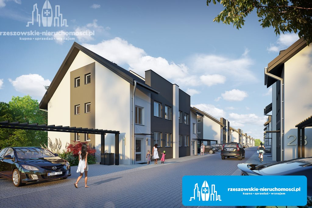 Mieszkanie na sprzedaż Rzeszów, Budziwój, pl. Jana Pawła II  131m2 Foto 1