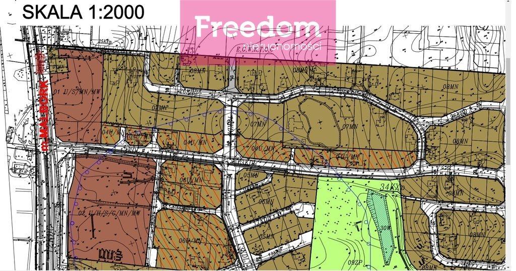 Działka budowlana na sprzedaż Malbork  1201m2 Foto 6