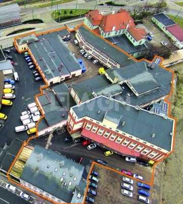 Lokal użytkowy na sprzedaż Poznań, Grunwald, Głogowska  8666m2 Foto 1