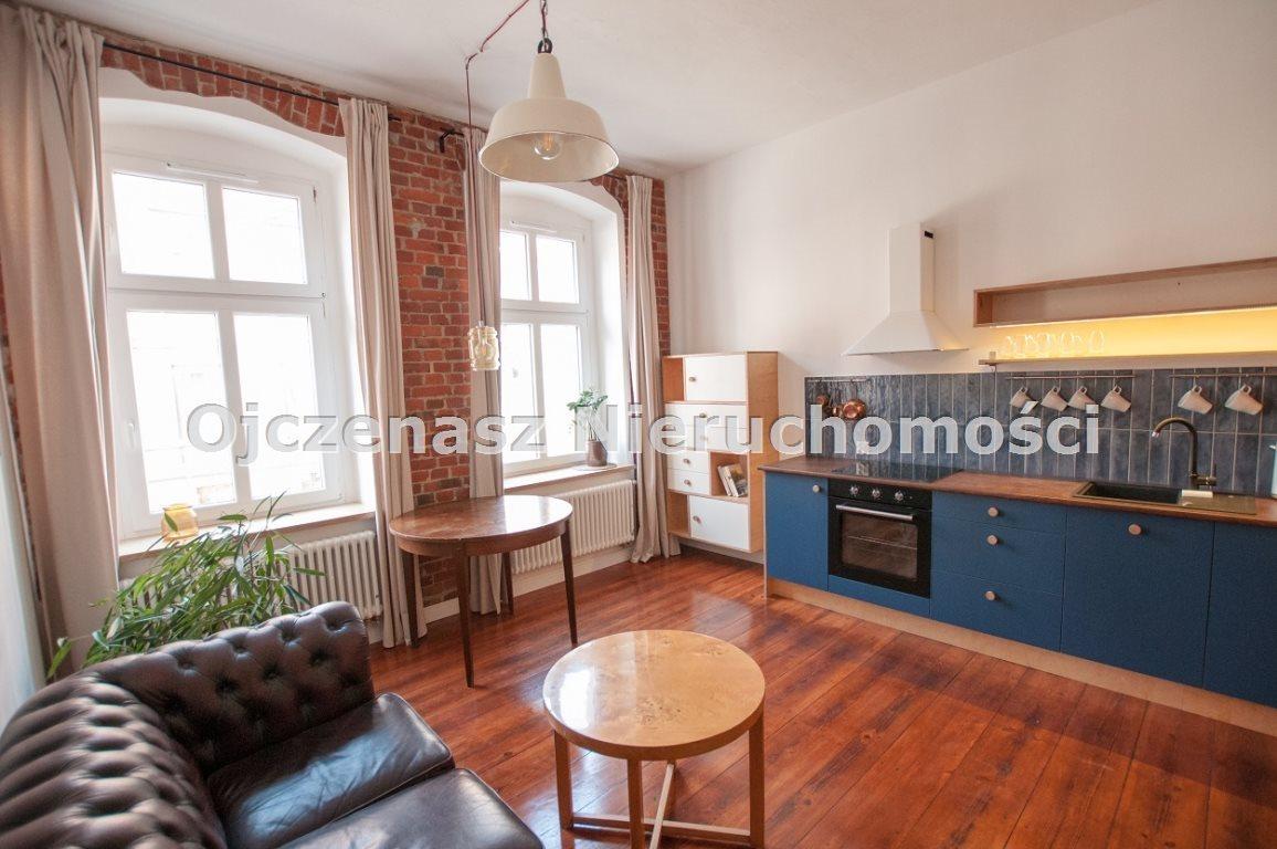 Mieszkanie dwupokojowe na wynajem Bydgoszcz, Śródmieście  37m2 Foto 11