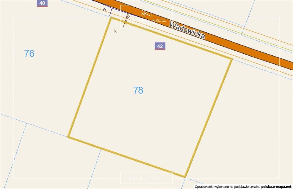 Działka budowlana na sprzedaż Poznań, Starołęka, Wadowicka  826m2 Foto 1