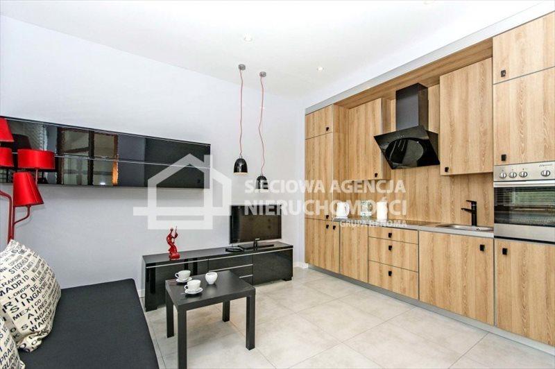 Mieszkanie dwupokojowe na wynajem Gdańsk, Brzeźno, Wypoczynkowa  33m2 Foto 1