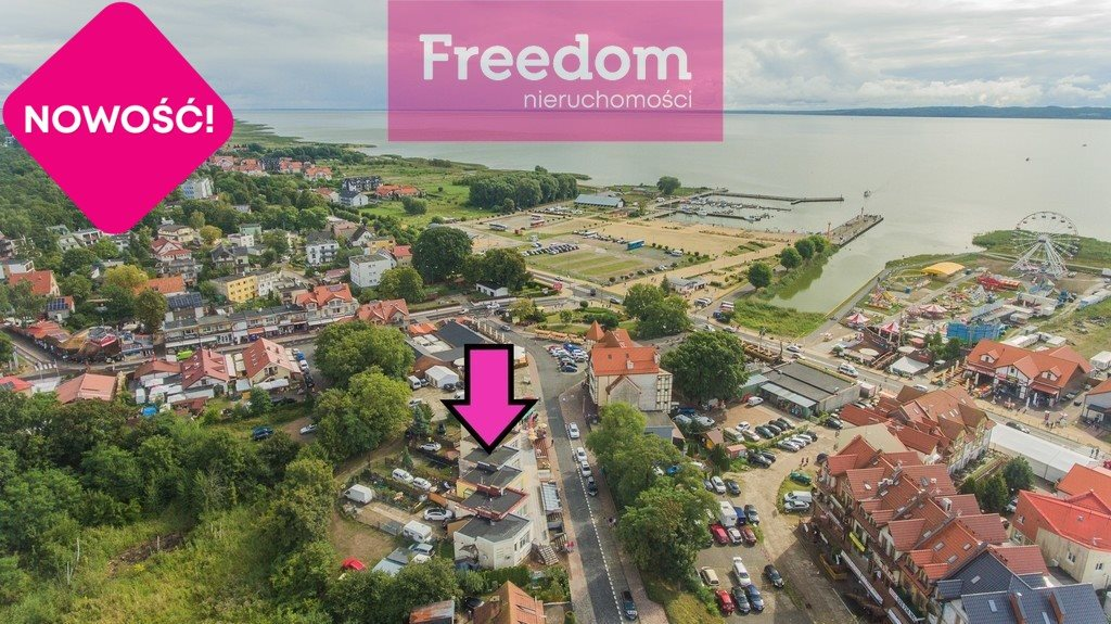 Lokal użytkowy na sprzedaż Krynica Morska, Spacerowa  116m2 Foto 2
