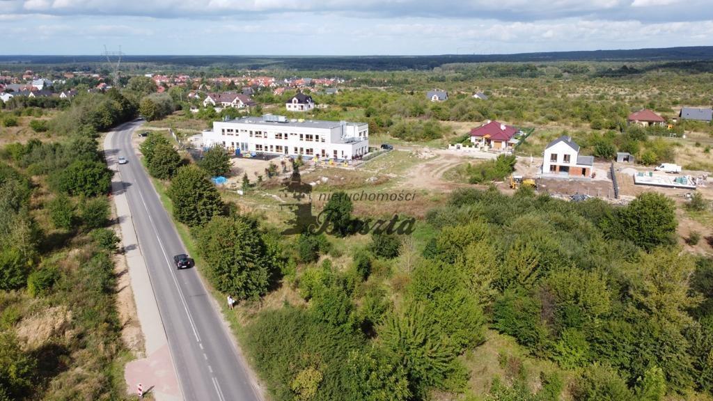 Działka budowlana na sprzedaż Szczecin, Bezrzecze  1126m2 Foto 6