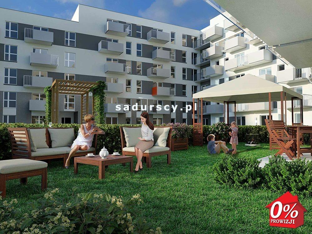 Mieszkanie dwupokojowe na sprzedaż Kraków, Prądnik Biały, Prądnik Biały, Kazimierza Wyki - okolice  42m2 Foto 6