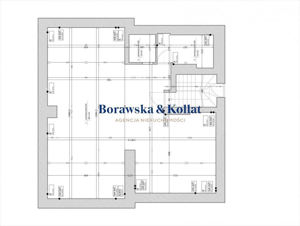 Lokal użytkowy na wynajem Warszawa, Żoliborz, Plac Joachima Lelewela  700m2 Foto 12